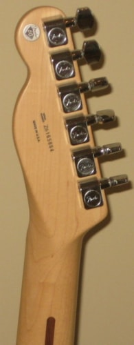 2006 Fender Telecaster Special Sunburst, Very Good, Hard