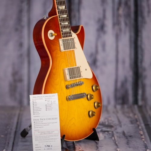Used 2006 Gibson '58 Reissue Les Paul, Cherry Sunburst