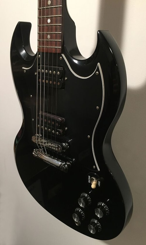 2006 gibson brands sg special ebony guitars electric solid body imperial guitar soundworks. Black Bedroom Furniture Sets. Home Design Ideas