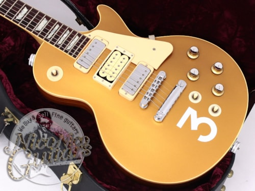 2006 gibson custom shop pete townshend les paul deluxe 3 gold guitars electric solid body. Black Bedroom Furniture Sets. Home Design Ideas