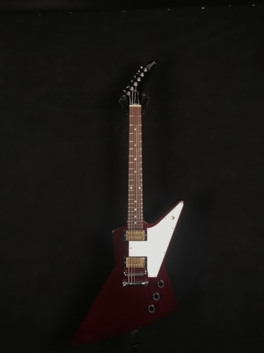 2006 Gibson Explorer Wine Red
