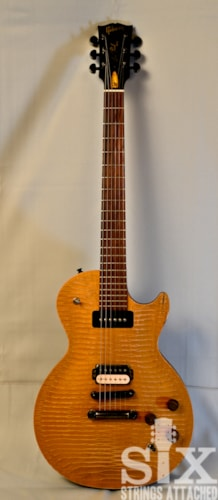 2006 Gibson Les Paul BFG Trans Gold, Near Mint, Hard, $1,120.88