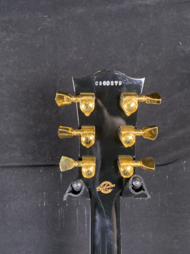 2006 Gibson Les Paul Custom Ebony