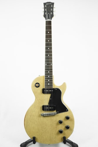 2006 Gibson Les Paul Special 1960 Murphy Aged (1960 Reissue) TV Yellow, Near Mint, Hard, $3,900.00