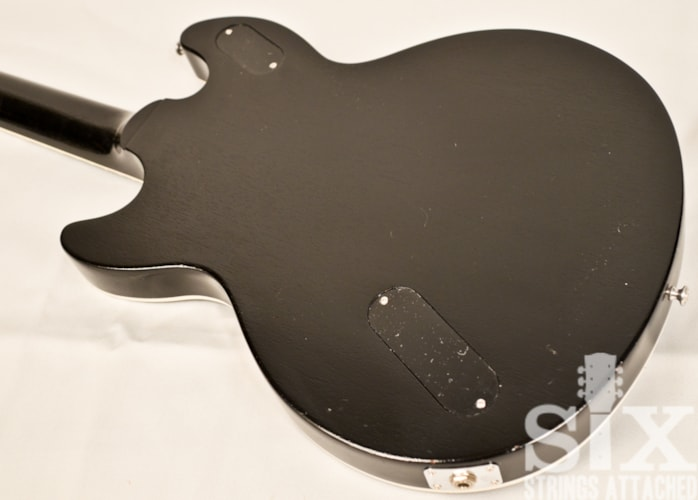 2006 Gibson Vegas Standard Black, Excellent, Original Hard, $1,750.00