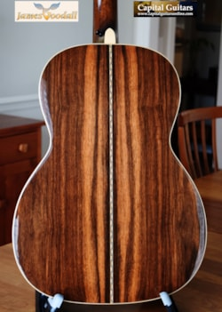 2006 Goodall 000 12 Fret Short Scale