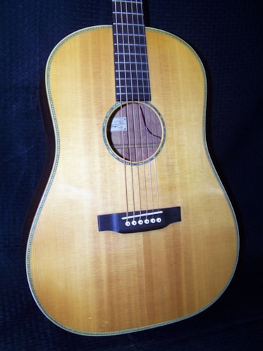 2006 Kovacik Guitars 12 fret mahogany Dread Good, GigBag, $1,200.00