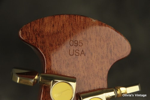 2006 Ovation FKOA Collector's Edition #095 with FLAME MAPLE leaf inlay + KOA TOP