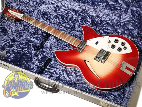 2006 Rickenbacker 360/12C63 12 strings Fireglo