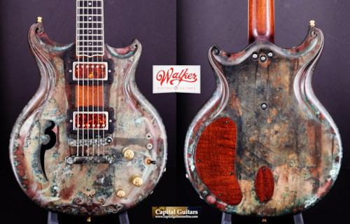 2010 Scott Walker Special Bronze Patina, All Mahogany