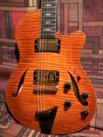 2007 C.P. Thorton Guitars Elite