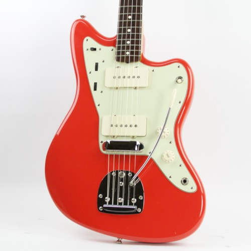2007 Fender® '62 Reissue Thin Skin Jazzmaster™ Fiesta Red, Very Good, Original Hard, $2,299.00