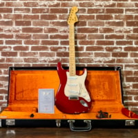 2007 Fender Custom Shop 66 Stratocaster Relic
