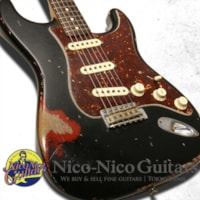 2007 Fender Custom Shop MBS '62 Stratocaster Heavy Relic Master Built by Jason Smith