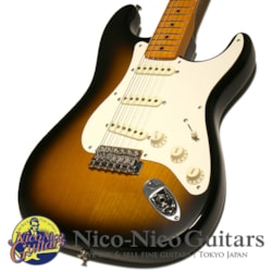 2007 Fender Custom Shop MBS Eric Johnson Stratocaster Master Built by Dennis Galuszk