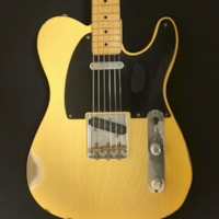 2007 Fender Custom Shop No Caster Relic