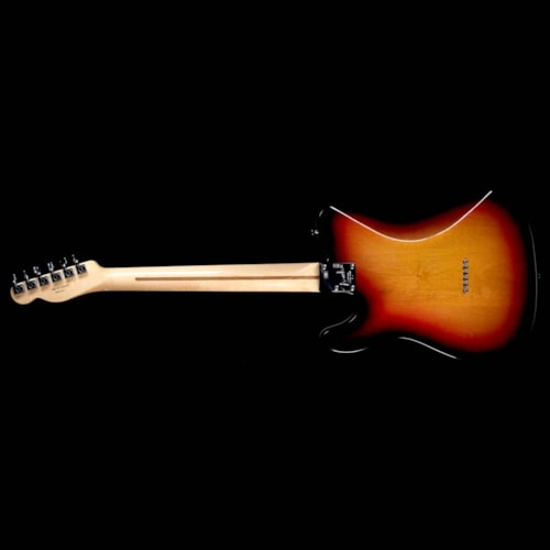 2007 Fender Used 2007 Fender American Deluxe Telecaster Electric Guitar 3 Color Sunburst Excellent, $1,299.00