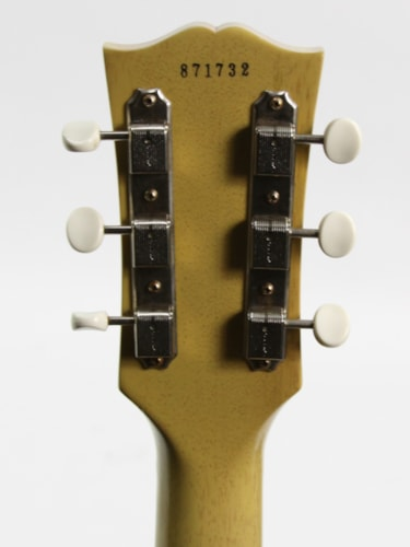 2007 Gibson Custom Shop '58 Reissue Les Paul Junior TV Model TV Yellow, Very Good, Original Hard, $2,499.00