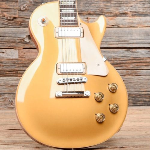 Gibson Les Paul Deluxe Goldtop 2007