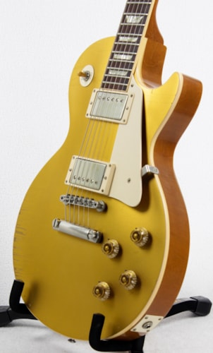 2007 Gibson Les Paul R7 Tom Murphy Finish Goldtop, Mint, Hard, $5,450.00