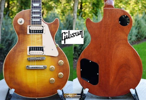 2007 Gibson Les Paul Standard Faded, Tobacco Burst, 7.9 lbs, 60's Neck
