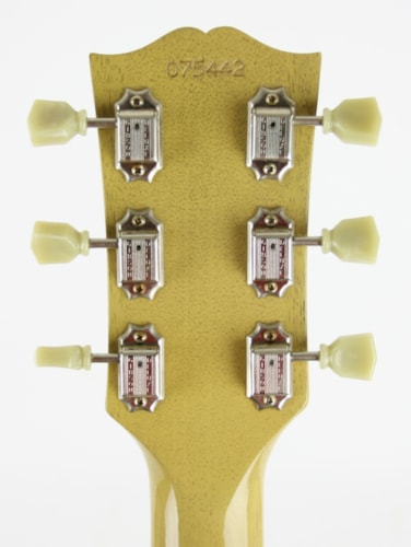 2007 Gibson Les Paul/SG in Aged TV Yellow