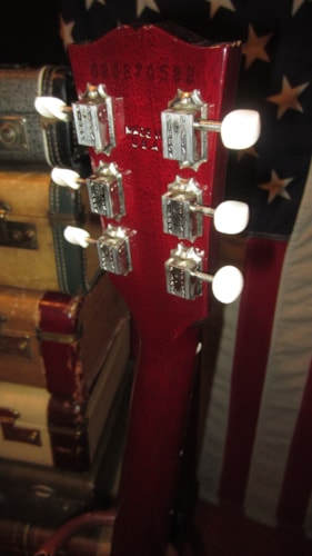 2007 Gibson SG JR Junior Cherry Red, Excellent, GigBag, $799.00