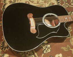 2007 Gibson Songwriter Studio Acoustic/Electric