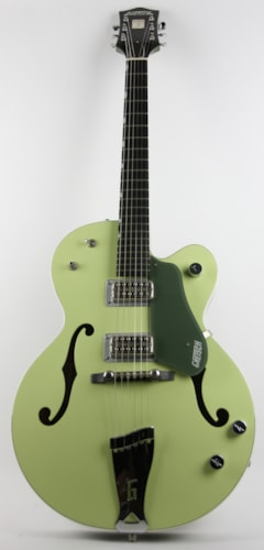 2007 Gretsch 6118 Double Anniversary Two-Tone Smoke Green