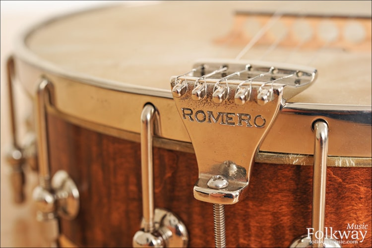 2007 Jason Romero Openback Near Mint, $3,229.00