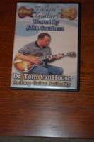 "2007 John Southern ""Talkin' Guitars - Dr. Tom Van Hoose, Archtop Guitar Authority"""