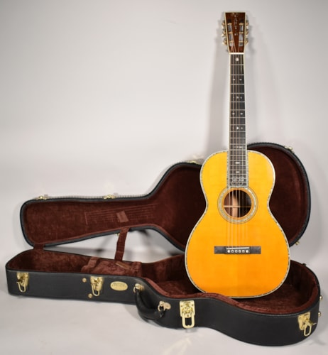 2007 Martin Limited Edition 0-45S Stephen Stills Acoustic Guitar 75 of 91 OHSC