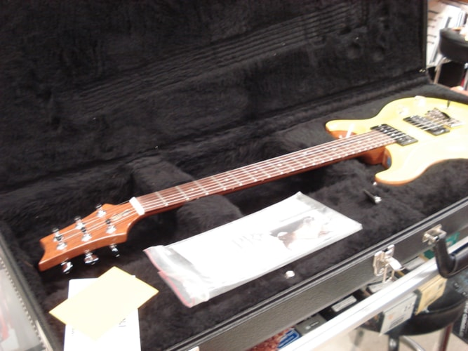 2007 Paul Reed Smith Custom 24 (one off )  Canary Yellow, Mint, Original Hard, $2,599.00