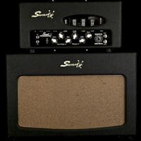 2007 Swart Spacetone 30 Amp Head and 2x12 Cab