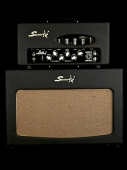 2007 Swart Spacetone 30 Head and Matching 2X12 Cabinet