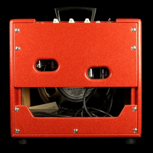 2007 Swart Used 2007 Swart Space Tone Reverb Combo Amplifier Red Sparkle Excellent, $1,145.00