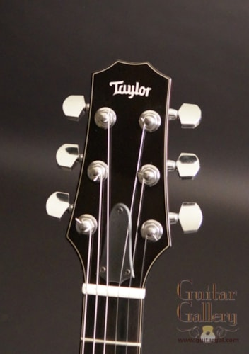 2007 Taylor Custom 1 Electric Burled Walnut, Near Mint, Original Hard