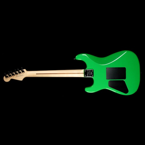 2008 Charvel USA Pro Mod San Dimas Style 1 Slime Green 2008 Excellent, $1,499.00