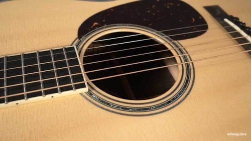 2008 Collings 000-3E Natural