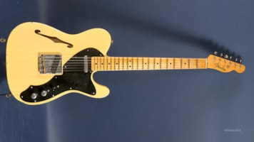2008 Fender Custom Shop Thinline Relic