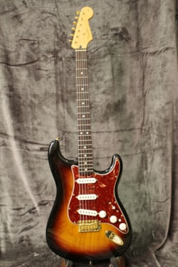 2008 Fender Deluxe Players Strat