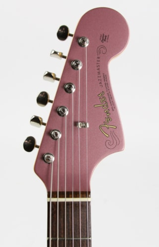 2008 Fender® Limited Edition Thin Skin '62 Jazzmaster™ Burgundy Mist, Near Mint, Original Hard, $2,199.00