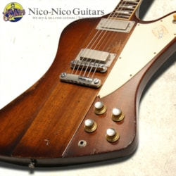 2008 Gibson Custom Shop Inspired by Series Johnny Winter Firebird V Signed Aged #100
