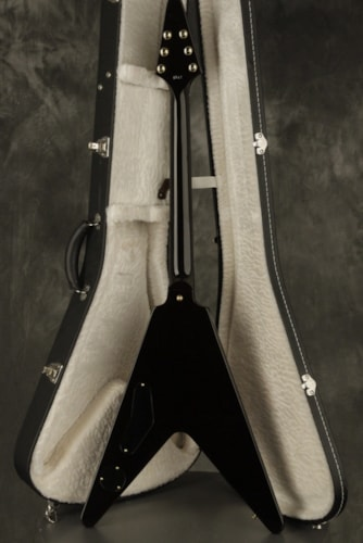 2008 Gibson Flying V 50th Anniversary Brimstone, Excellent, Original Hard, $2,395.00