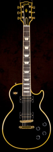 2008 Gibson Les Paul Custom Classic Ebony, Near Mint, Original Hard, $2,195.00