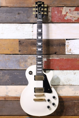 2008 Gibson Les Paul Studio White