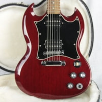 2008 Gibson Robot SG Special Cherry Red w/ Original Hardshell Case! G-Force