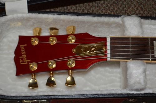 2008 Gibson SG Diablo Candy Apple Red