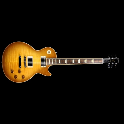 2008 Gibson Used 2008 Gibson Les Paul Standard Electric Guitar Honey Burst Excellent, $1,899.00