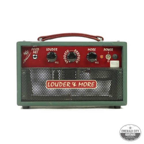 2008 Louder & More LM3WLE Head